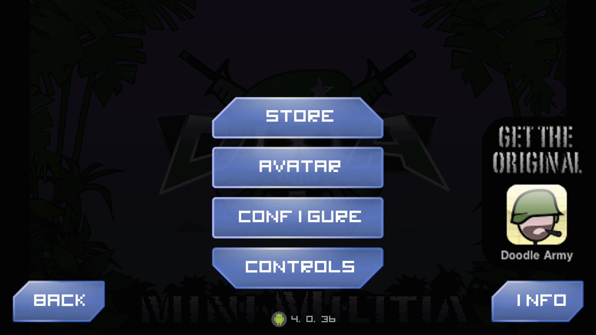 mini militia latest mod download